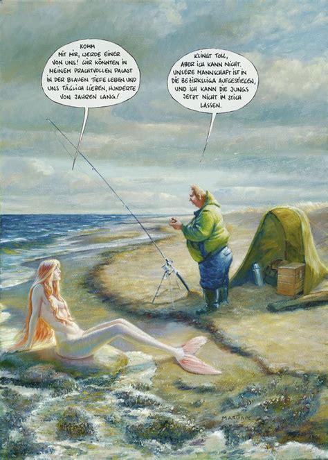 angeln ist spannend detail marunde cartoons
