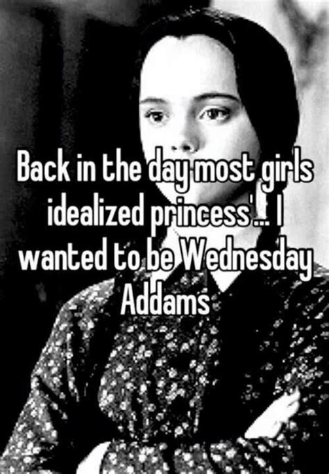 happy wednesday addams quotes quotesgram