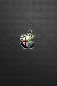 Alfa Romeo Wallpaper Logo - WallpaperSafari