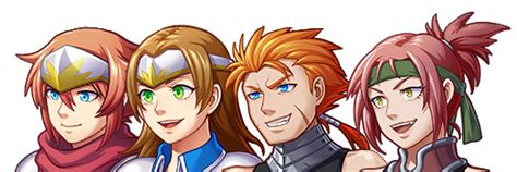 RPG Maker MV Face Busts | Mungfali