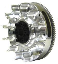 flywheel billet gx electric start adjustable timing