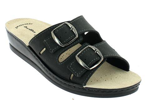 Bella Γυναικεία Παντόφλα T10 Μαύρο γυναικεία παπούτσια