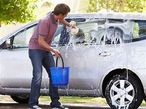 The Right Way To Wash Your Car