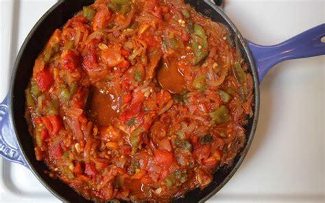 recette facile a cuisiner recette la chakchouka économique gt cuisine étudiant