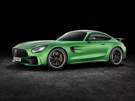 2017 Mercedes-amg Gt R Goes Official With Rear-wheel