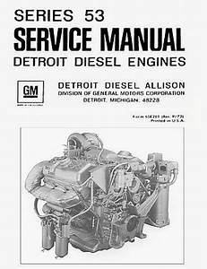 Detroit Diesel Allison Series 53 6v