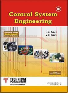 Control System Engineering By U A Bakshi V U Bakshi Pdf