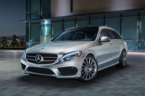 Finally, The 2018 Mercedesbenz Cclass Wagon Arrives In