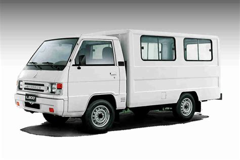 L300 Mitsubishi by Mitsubishi Confirms L300 To Return With 4 Compliant