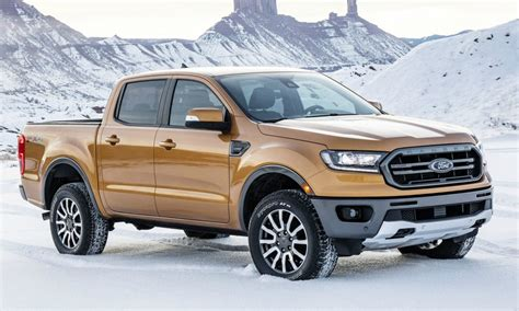 New Ford Ranger Returns To America To Reclaim Midsize
