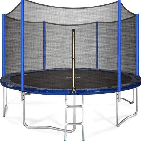 Rated 5.00 out of 5 $ 34.60. Jupa 15FT Trampoline with Enclosure, Backyard Trampoline for Kids - Walmart.com - Walmart.com