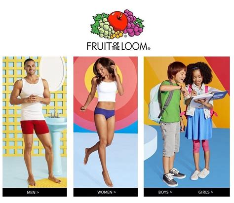 Fruit of the Loom at Amazon.com