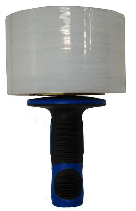 hand mini banding stretch film dispenser gc box supply