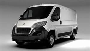 Van Peugeot : peugeot boxer van l2h1 2017 3d model buy peugeot boxer ~ Melissatoandfro.com Idées de Décoration