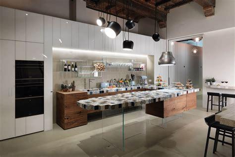 Cucina Di Ristorante by Cucine Moderne Componibili Di Design Lago Design