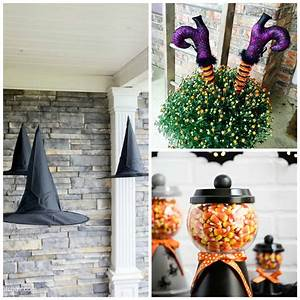 10, Diy, Halloween, Decorations, To, Die, For