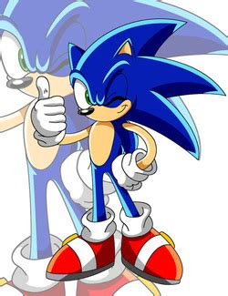 Official Characters - Sonic RP