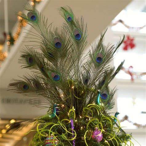 peacock feather christmas trees for sale 17 best images about tree toppers on gardens trees and peacocks