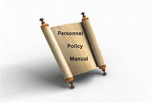 What Is The Meaning Of Personnel Manuals