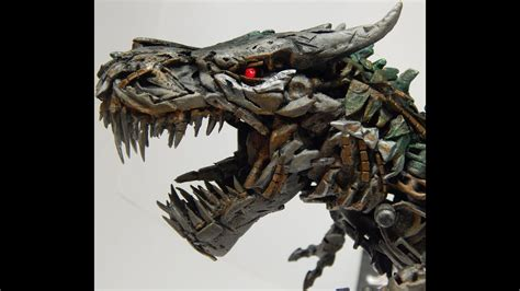 Transformers Screen Accurate Custom Leader Grimlock