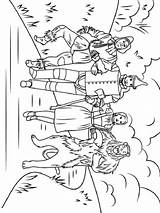Wizard Oz Coloring Pages Printable Dorothy Adults Wizards Emerald Getcolorings Template Cartoon Waverly Monkey Recommended Getdrawings Templates Colorings Toto Sponsored sketch template