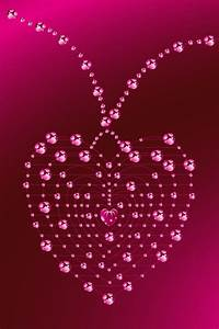 640x960 HD iPhone Wallpaper: Love Necklace : 【Love】iPhone ...
