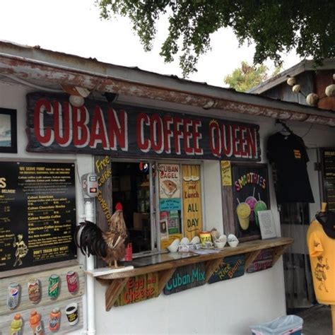 View keyscoffeecompany's profile on facebook; Photos at Cuban Coffee Queen - Coffee Shop in Key West