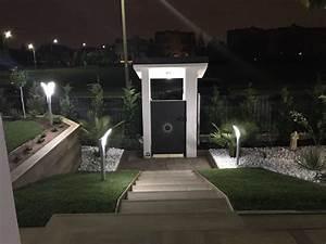 Illuminazione Design Giardino ~ Tutto su ispirazione design casa