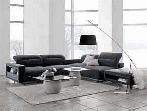 Bo Concept Lyon : hampton das lounge und komfort sofa boconcept experience ~ Nature-et-papiers.com Idées de Décoration