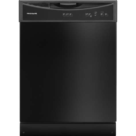 lowes dishwashers shop frigidaire 60 decibel built in dishwasher with