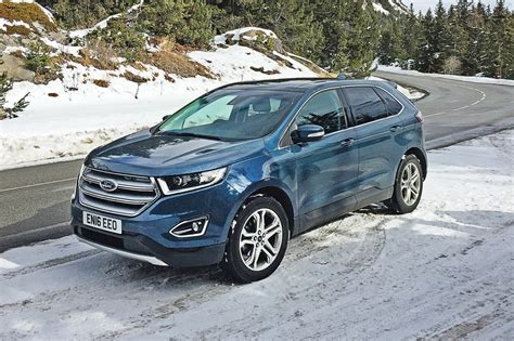 Ford Edge (2017) Long-term Test Review By Car Magazine