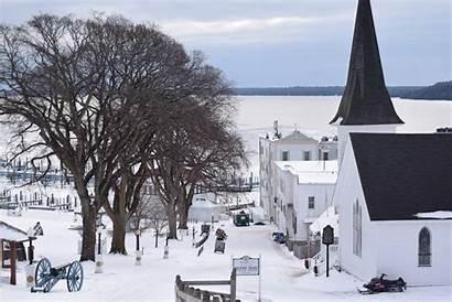Mackinac Island Winter Rendezvous Estate Graham