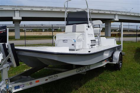 Flats Boats For Sale by 2016 New Shallow Stalker Ss 17 Flats Fishing Boat For Sale