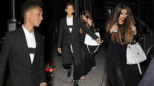 Selena Gomez & Jaden Smith Night Out in London! - YouTube