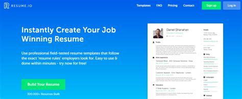 Best Resume Builder Websites by 12 Best Resume Builder Websites To Build A Resume