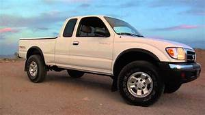 1999 Toyota Tacoma Pre-runner Test Drive Youtube Mov