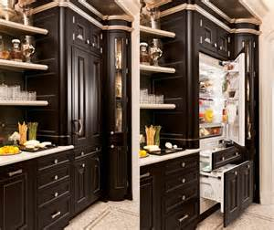 In Cabinet Refrigerator by Built In Refrigerators That Blend Perfectly Into Your