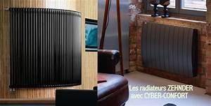 Radiateurs Plinthes Zehnder : radiateur s che serviettes cyber confort ~ Premium-room.com Idées de Décoration