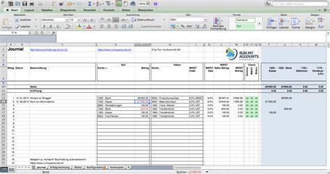 anleitung excel buchhaltung run  accounts buchhaltungs