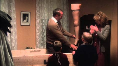 a christmas story leg l scene a christmas story 30th anniversary leg l own it