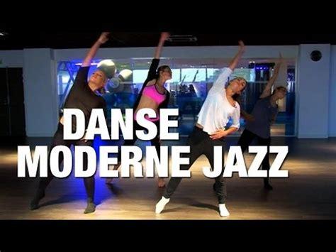 fitness master class danse moderne jazz