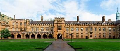 Sydney Rankings University Quadrangle