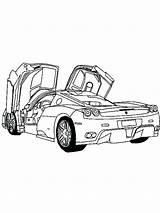 Ferrari Coloring Italia Race Helmet Open sketch template