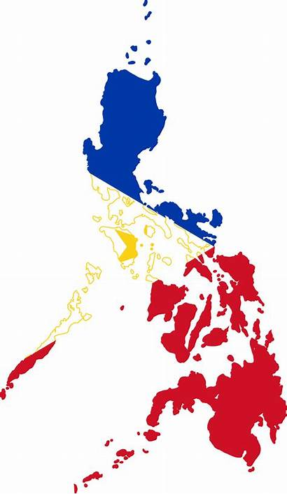Philippines Flag Map Svg Wikipedia
