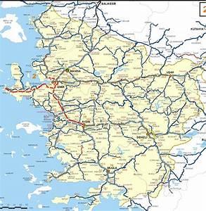 Ege Bölgesi Haritası : Ege Bölgesi