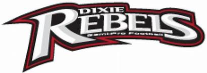 Dixie Rebels Rebel Mascot University Accept Edge