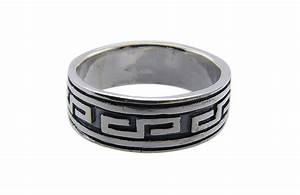 Bague Homme Argent Artisanale : bijoux argent bague homme silver rings ~ Nature-et-papiers.com Idées de Décoration