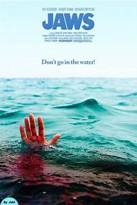 Jaws Movie Poster Movies Books And Tv Shows That I