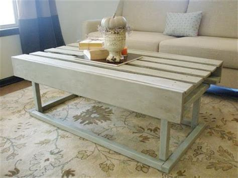 easy    pallet coffee table pallets designs