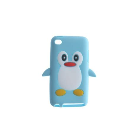 housse silicone pingouin ipod touch 4g expert en pi 232 ces